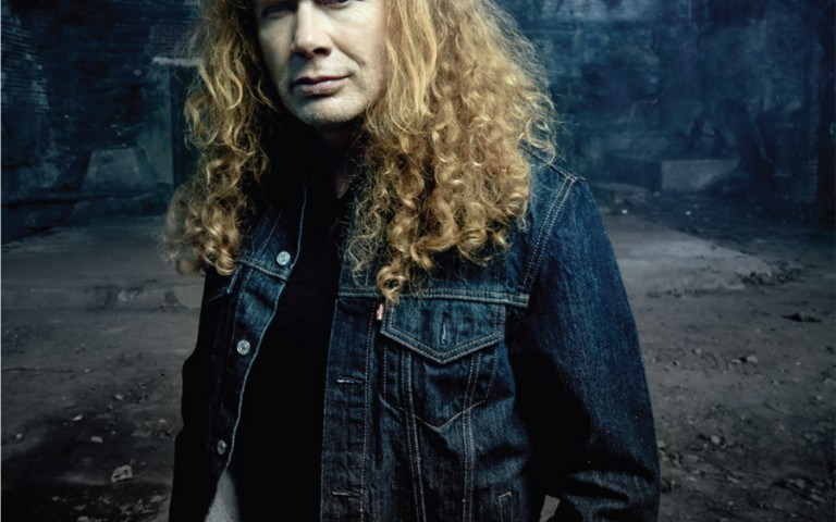 The Legend That is Dave Mustaine
