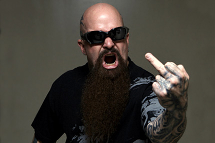 Slayer's Kerry Fucking King