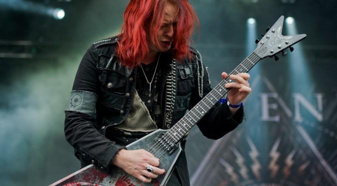 Michael Amott:  Arch Enemy's Mastermind Guitarist