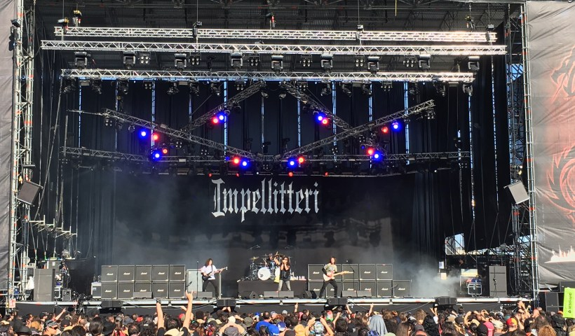 Can a Heavy Metal Band Make Money in 2017?