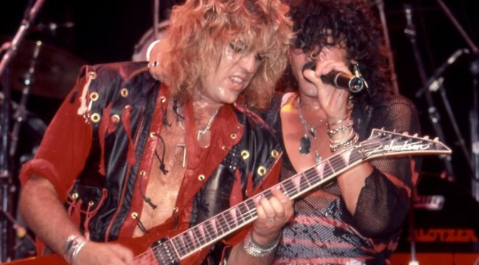 Robbin Crosby: A Journal Reflecting the Last Two Years of The Guitarists Life.