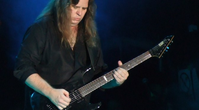 Craig Goldy Carrying On Ronnie James Dio's Legacy