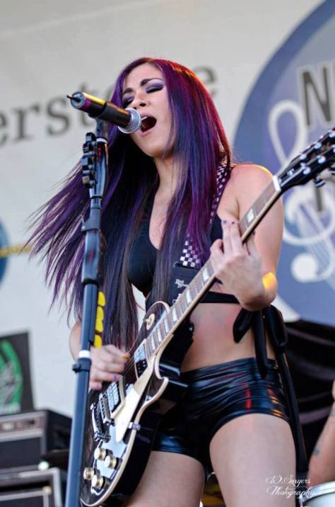 ReverbNation Featured Artist Melia