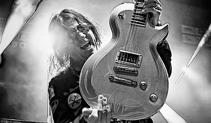 Warrants Guitarist Erik Turner Gets Louder, Harder, Faster