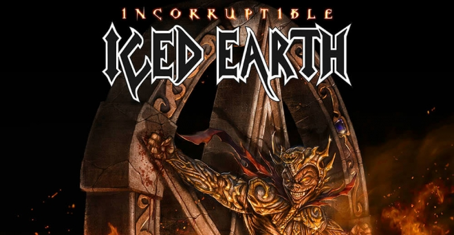 Iced Earth Hammering Back With Incorruptible Out June 16th