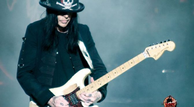 Mick Mars – The Backbone Of Motley Crue