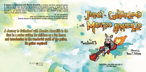 Children's Book Author Teams Up With Metal Legends
