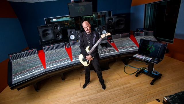 Legendary Guitarist Bob Kulick To Release First Solo Record On September 15th