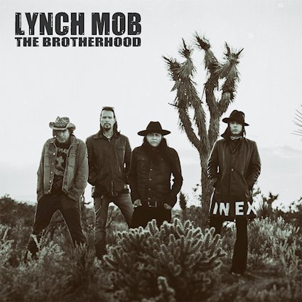 "Rat Pak Records Set To Release Lynch Mob ""The Brotherhood"""