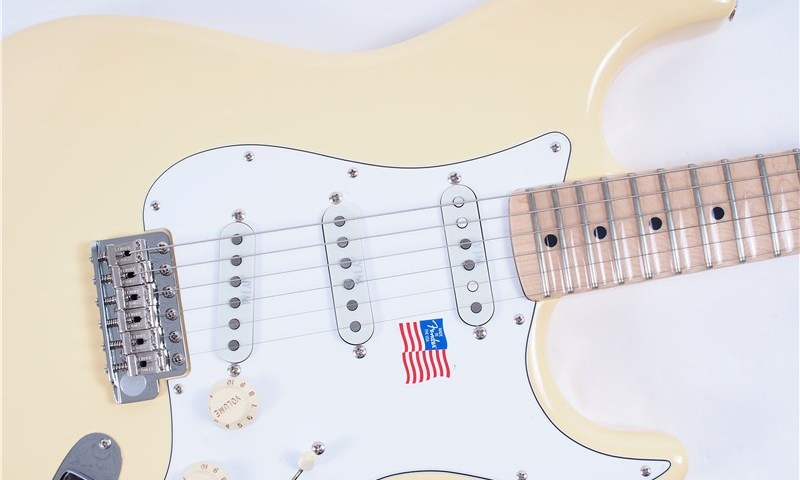 Is a Japanese Fender Stratocaster As Good As An American Built?