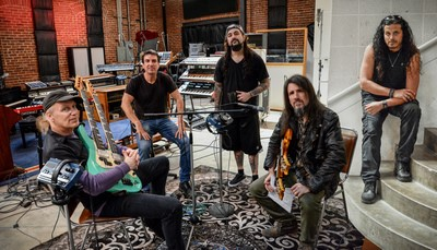 Sons Of Apollo Featuring Mike Portnoy, Billy Sheehan, Ron Bumblefoot Thai, Derek Sherinian And Jeff Scott Soto