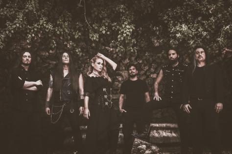 Chrysilia Rocking With A Symphonic Folk Metal Sound