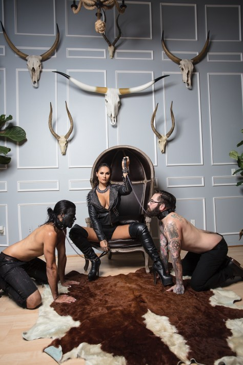 The Band Moscow, Better Than Maria Brink? My Interview With The Queen Of Sin