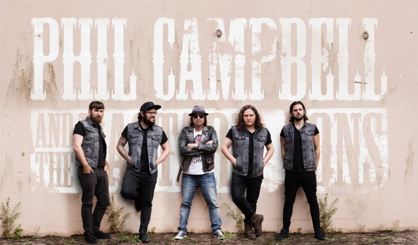 Phil Campbell And The Bastard Sons Announce Debut Album