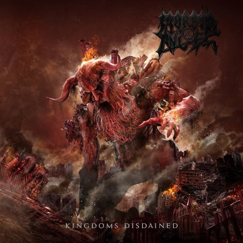 MORBID ANGEL To Release New Album Kingdoms Disdained This December Via Silver Lining Music; New Track Playing + Preorders Available