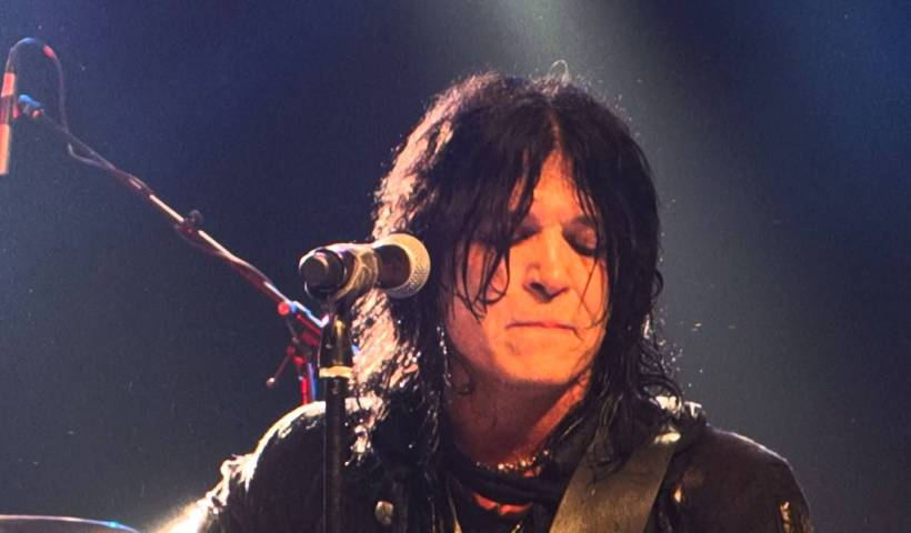Tom Keifer 'Resting Comfortably' Following Pre-Show Collapse, To Be Released From Hospital Today