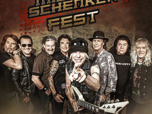 "Michael Schenker Releases Video And First Single ""Warrior"""
