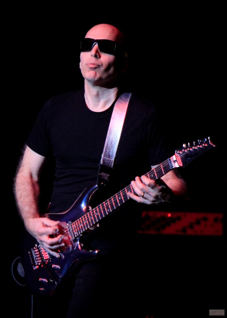 Interview: What Happens Next With Joe Satriani