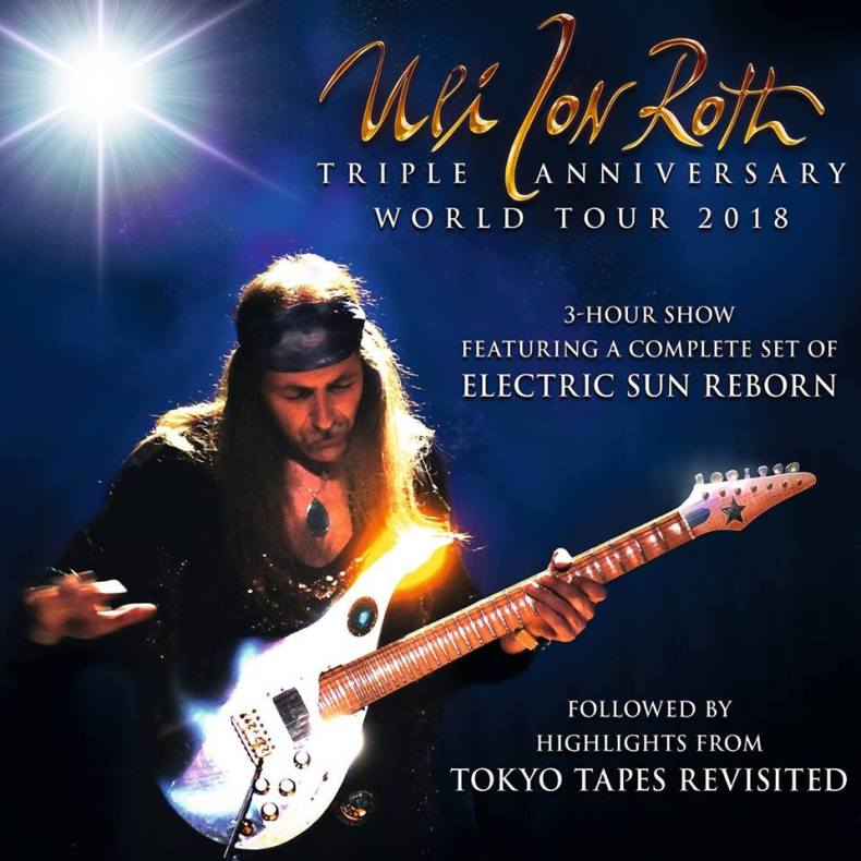 "Uli Jon Roth: ""I Hear Talented Players, But Most Of Them Sound Pretty Awful"""