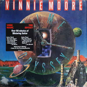 Vinnie Moore's Time Odyssey: An Amazing Masterpiece