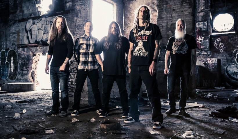Lamb Of God Release Their Full-Length Covers Album As Burn The Priest - Legion XX