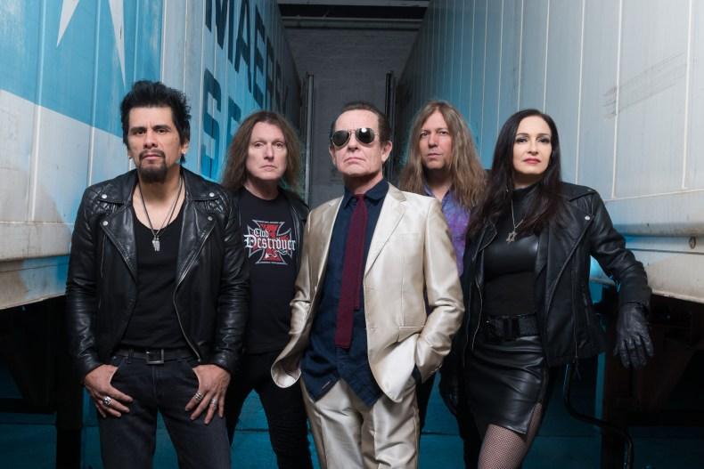 Review: Graham Bonnet Band - Meanwhile, Back In The Garage