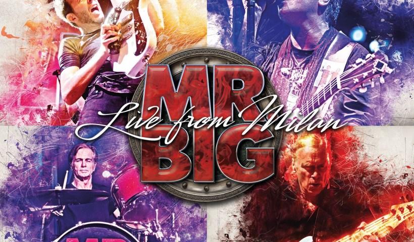 Album Review: Mr. Big - Live In Milan