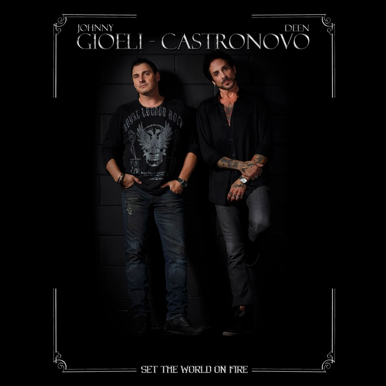 Deen Castronovo Discusses His Faith, New Album, Journey & The Dead Daisies