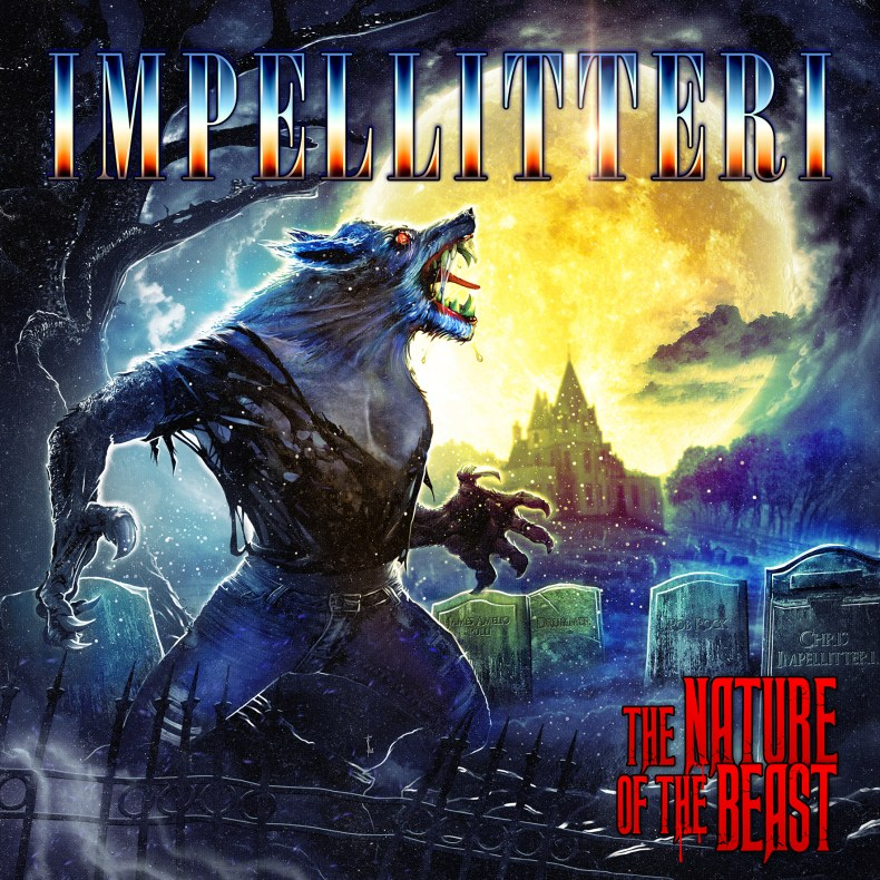Chris Impellitteri Proves To His Critics That He Won't Bow To The Beast