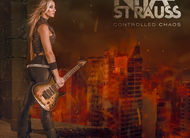 Album Review: Nita Strauss - Controlled Chaos