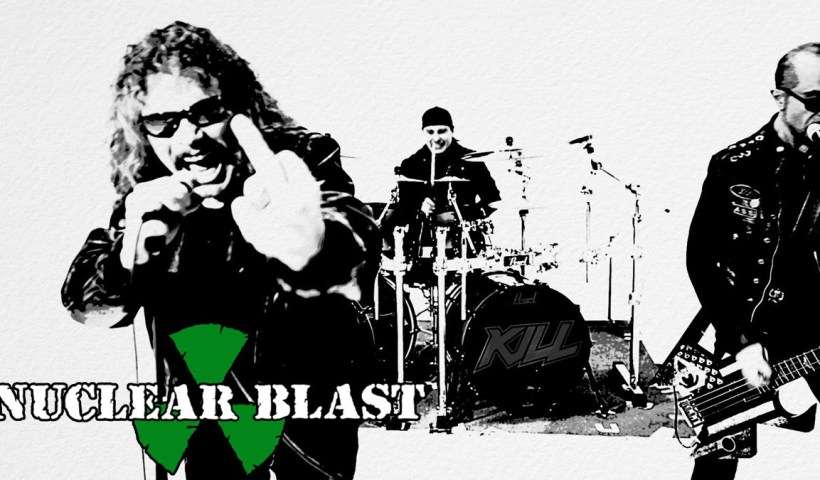 """Overkill Releases Video For """"Welcome To The Garden State"""" Wings Of War Out Now"""