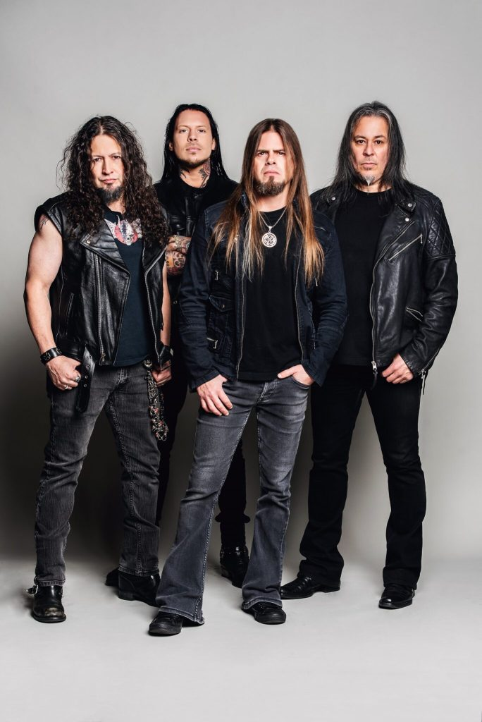 "Queensryche's Michael Wilton:  ""The Band Is On Their A Game"""