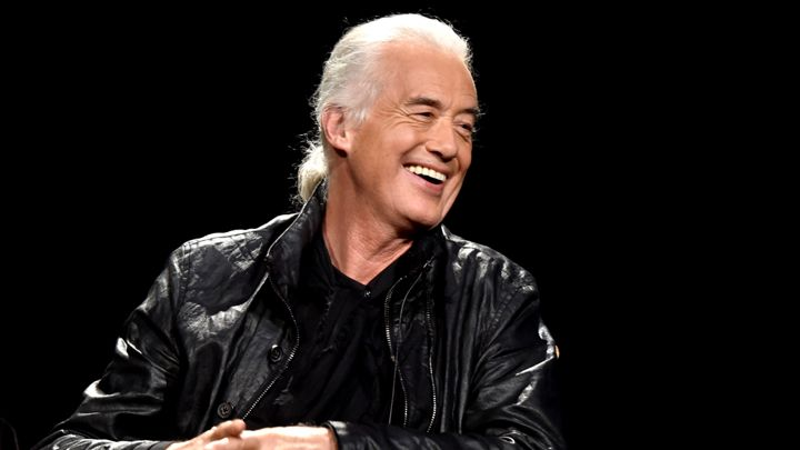 Led Zeppelin's Jimmy Page Lends 'Stairway To Heaven' Guitar To The Metropolitan Museum Of Art
