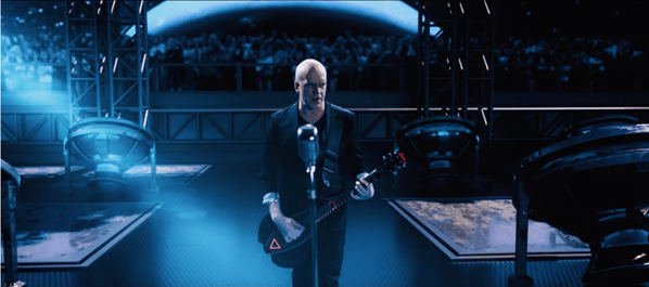 """Devin Townsend Launches New Video For """"Spirits Will Collide"""""""
