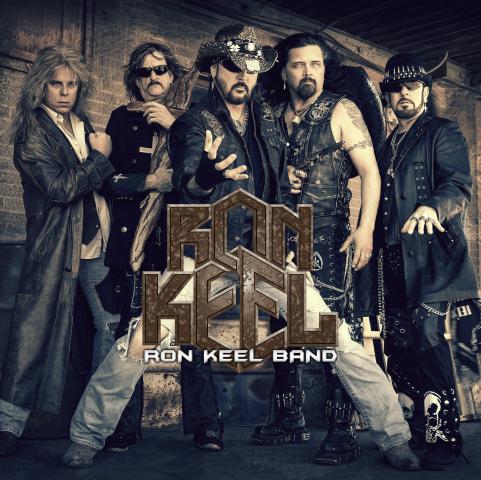 Ron Keel Band Releases New LP 'Fight Like A Band' Via EMP Label Group