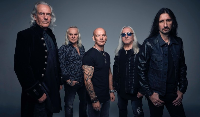 Uriah Heep To Embark on 2019 North American Tour As Special Guests to Judas Priest
