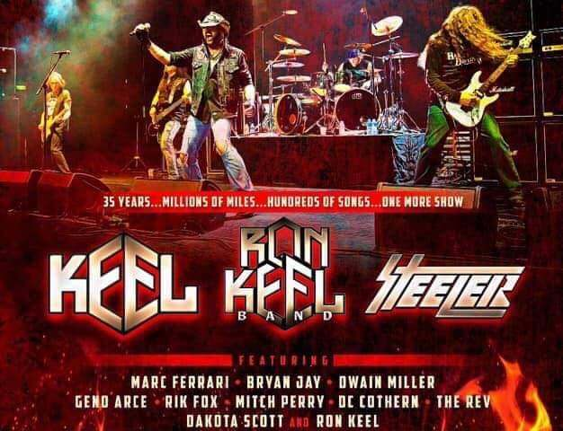 KEELFest 2019 At The Alrosa Villa In Columbus, OH On 5/10