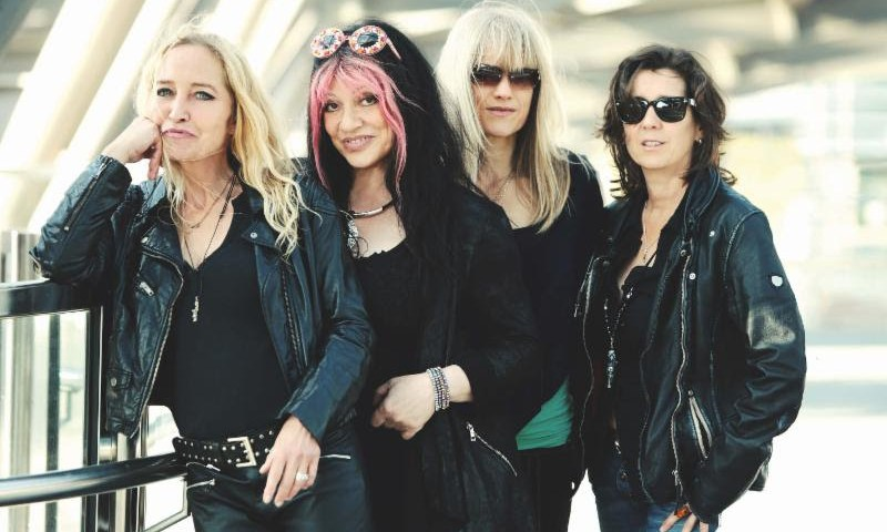 "German Female Rockers Rosy Vista Release Video For ""Sadistic Love"""
