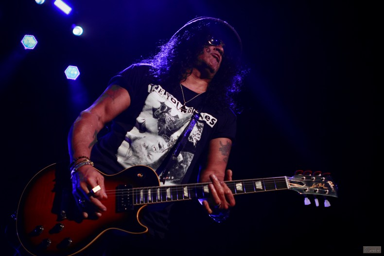 Slash Feat. Myles Kennedy & The Conspirators Rocked Opening Night At The Warfield