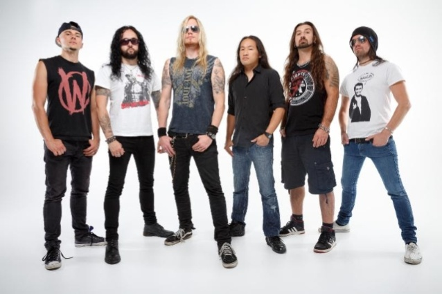 Dragonforce Announces North American And European Tour Dates