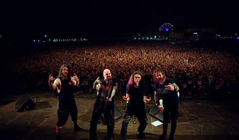 Slayer Announces Primus, Ministry, Phillip Anselmo & The Illegals For Final Leg