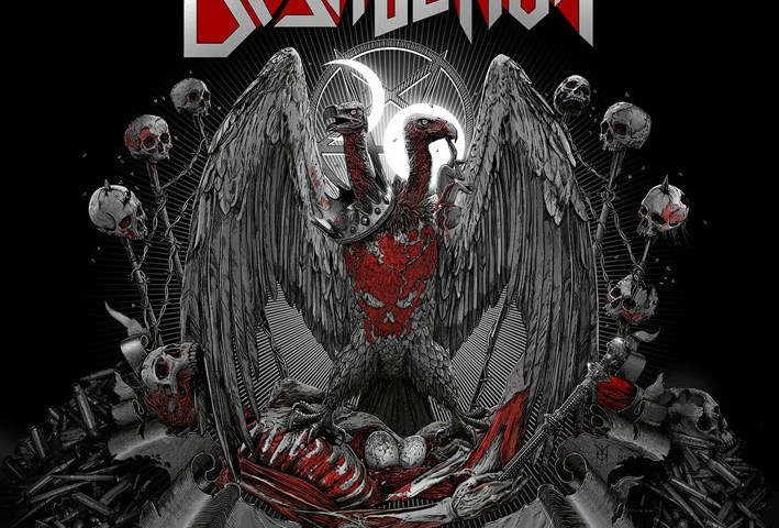 """Destruction Releases Guitar-Playthrough For """"Betrayal"""""""
