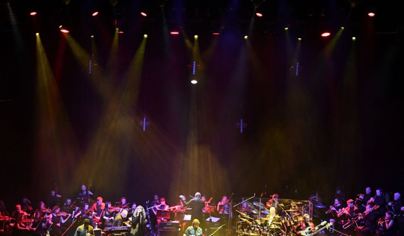 Steve Hackett Announces Genesis Revisited Band & Orchestra: Live At The Royal Festival Hall
