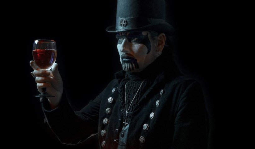 King Diamond Announces US Tour Dates & Reveals Upcoming Album Details