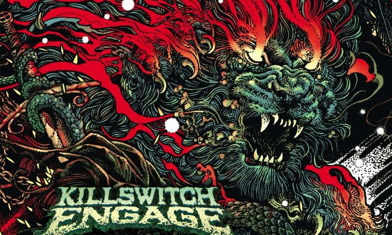 "Killswitch Engage Releases New Video For ""The Signal Fire"""