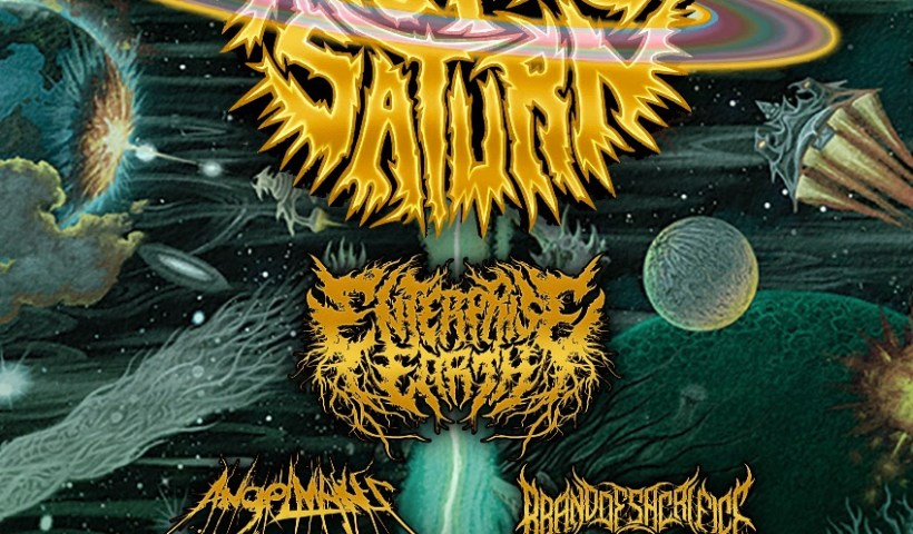Rings Of Saturn Announce The Gidim Release Tour 2019