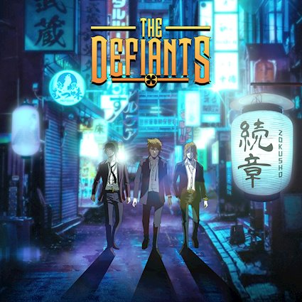 "Editor Choice Friday: The Defiants Featuring Rob Marcello New Release ""Zokusho"""