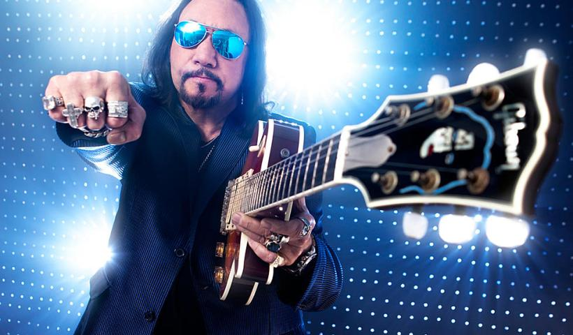 "Ace Frehley's Still Open For A Reunion With KISS But ""The Money Would Have To Be Right & Not At Tommy Thayer's Salary"""