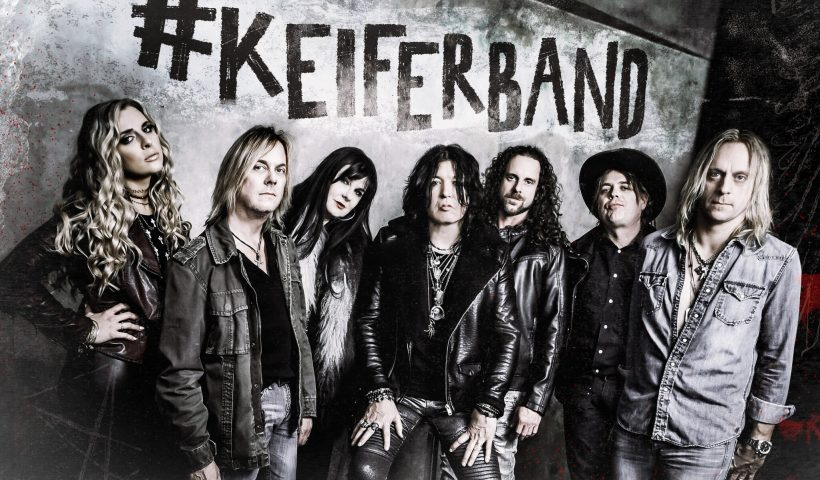 "TOM KEIFER Discusses His New Album ""Rise"""