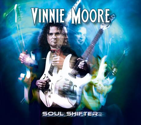 "All That Shreds Hall Of Famer & UFO Guitar Legend Vinnie Moore To Release New Album ""Soul Shifter"""